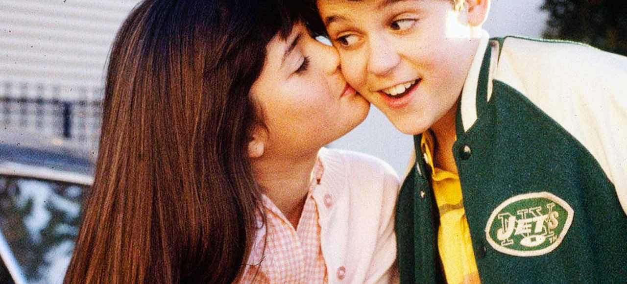 Fred Savage y Danica McKellar  The Wonder Years