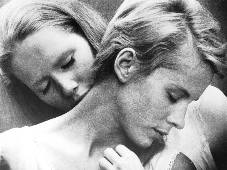 Imagen del filme Persona, de Ingmar Bergman
