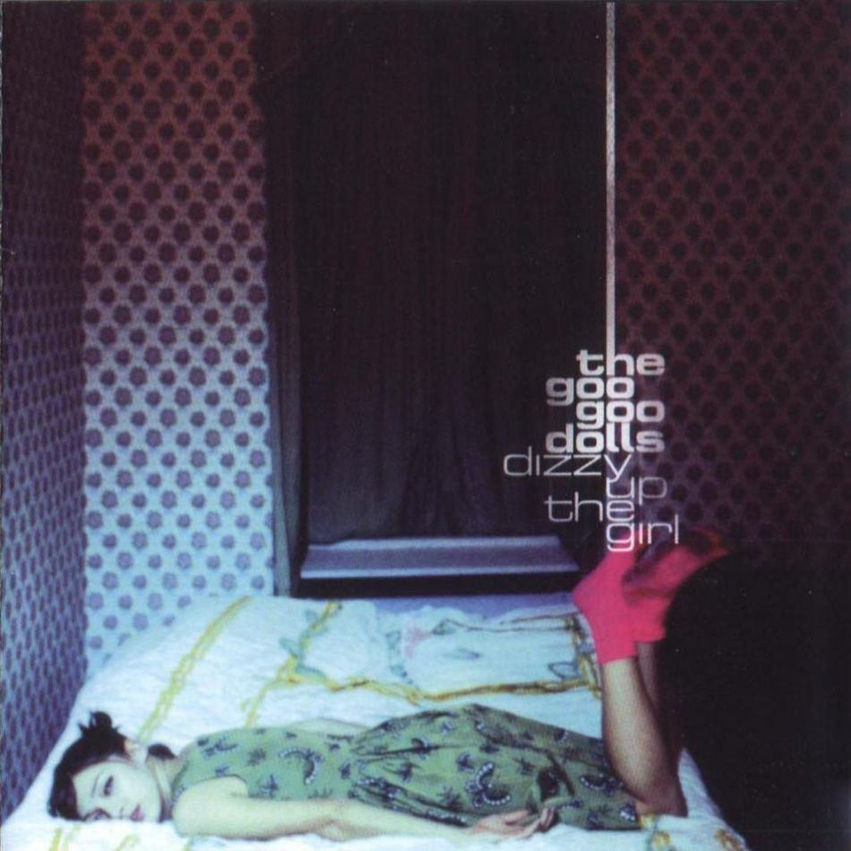 Tapa del 'Dizzy Up The Girl' de Goo Goo Dolls