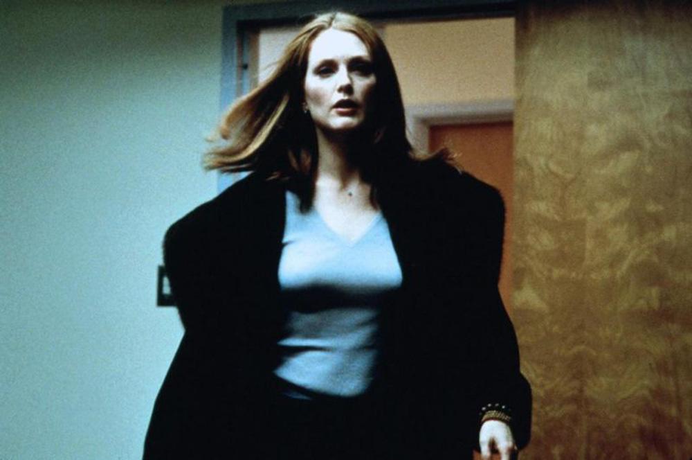 Juliannes Moore en la película Magnolia de Paul Thomas Anderson