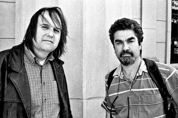 Los directores: Bruce Sinofsky (izquierda) y Joe Berlinger  Foto: paradiselost3themovie.com