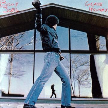Tapa del álbum 'Glass Houses' (1980), de Billy Joel
